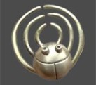 Beastie Brass Clamp